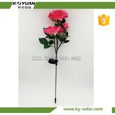 flower pot solar light stocking flower light stocking flower light suppliers and