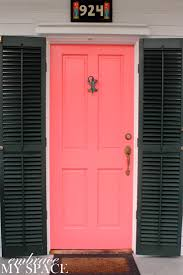 best 25 orange front doors ideas on pinterest orange door