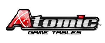 atomic 2 in 1 flip table 7 feet entry level foosball table the billiards guy