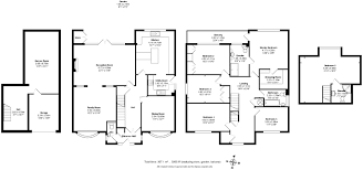 Duplex Blueprints 6 Bedroom Detached House For Sale In Belmor Elstree