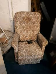 electric recliner chair in irvine north ayrshire gumtree