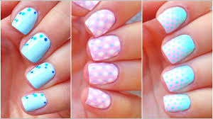 3 dots nail art designs for beginners youtube