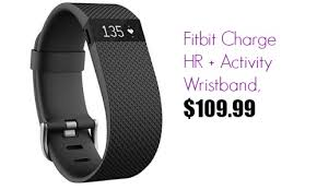 fitbit 2 charge black friday amazon fitbit charge hr heart rate activity wristband 109 99