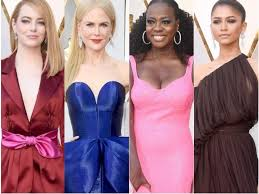 Pin By Brea Lesley On - 2018 oscars all the looks insider