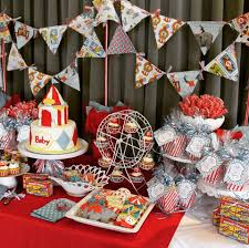 circus baby shower vintage circus baby shower miss muffin children home