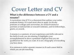 Whats The Difference Between Cv And Resume What Is The Difference Between Cv And Cover Letter 28 Images