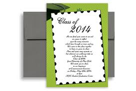 2017 wording verses verbiage graduation announcement design 5x7 in