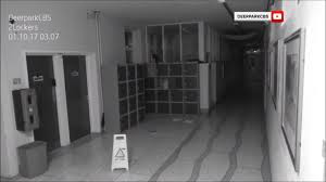 security camera captures ghostly footage today com