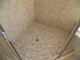 How To Tile A Bathroom Shower Floor How To Tile A Shower Floor Make Sure You Get The Angle Correct