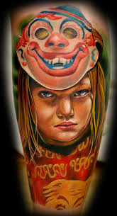 dirty horror presents worst horror themed tattoos ever