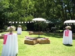 Garden Wedding Reception Decoration Ideas Outdoor Wedding Decorations Glassnyc Co