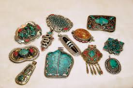 tibetan ornaments mystical jewelry of tibet features ecsnepal