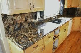 Natural Stone Kitchen Backsplash by Cool 30 Stone Slab Kitchen 2017 Decorating Inspiration Of Stone