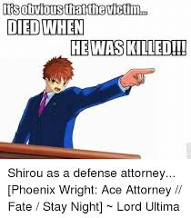 Phoenix Wright Meme - 25 best memes about phoenix wright ace attorney phoenix