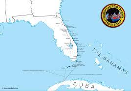 Key West Fl Map The Florida East Coast Railway