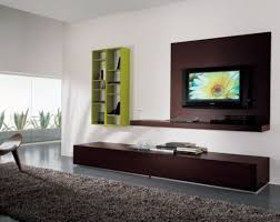 Tv Cabinet Wall Mounted Wood Wall Mount Tv In Grey Living Room Mount Tv Ideas Living Room