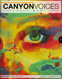 canyon voices online literary magazine new college of