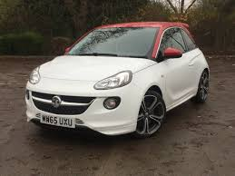 vauxhall white 2015 65 vauxhall adam 1 4 16v turbo s 3dr in white youtube