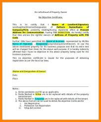 Request Letter For Certification Of Employment Sles Sample Noc Letter Sample No Objection Letter Certificate Noc1 No