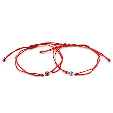 red bracelet thread images Wholesale best selling thin red thread evil eye charms bracelet jpg