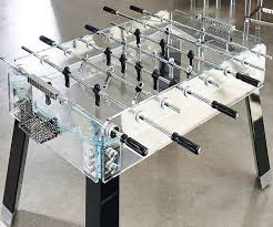 space needed for foosball table foosball table