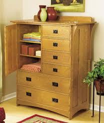 Mission Bedroom Furniture Plans by Arts And Crafts Dresser Woodworking Plan Furniture Beds U0026 Bedroom