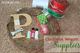 wreath supplies wreath supplies