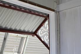 Homemade Window Awnings Diy Kitchen Window Awning Caurora Com Just All About Windows And Doors