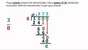 converting fractions to decimals worksheet koogra