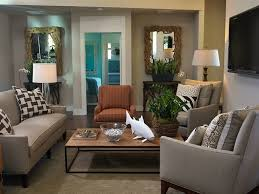 Hgtv Living Room Decorating Ideas Family Room Sage Green Walls - Hgtv family rooms