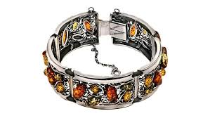 amber bangle bracelet images Top 20 best amber jewelry pieces for women jpg