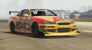nissan r34 fast and furious 1999 nissan skyline gt r r34 gta5 mods com