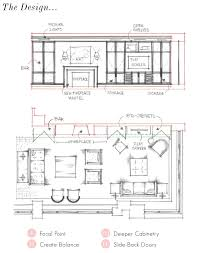 Houzz Floor Plans by Interior Architecture The Process Mcgrath Ii Blog