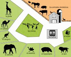 La Zoo Map Zoo Clipart Zoo Map Pencil And In Color Zoo Clipart Zoo Map
