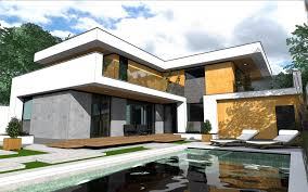 modern minimalist house two storey 347 square meters 3735 square