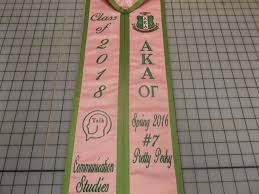 custom stoles graduation stoles slanted custom made starting at 35 00 three