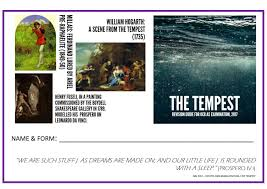the tempest y12 ocr revision booklet by naomi lord issuu