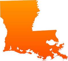 State Of Louisiana Map by About Louisiana Louisiana Baton Rouge Mission