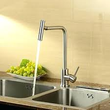 vigo stainless steel pull out kitchen faucet vigo stainless steel faucet stainless steel contemporary kitchen