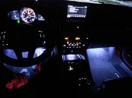 Car Interior Lighting Ideas I Added Some Interior Lighting So I Thought I Would Share If