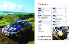 subaru sti rally car subaru impreza wrc rally car owners work owners u0027 workshop manual