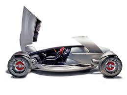 toyota motor vehicle 2004 toyota motor triathlon race car mtrc concept side