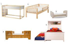 5 things to consider before buying your toddler a big kid bed