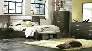 montreal bedroom set with panel nightstands casana furniture