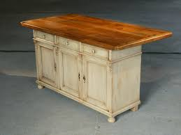 Reclaimed Kitchen Island Kitchen Island In Glazed Snow White Finish Lake And Mountain Home