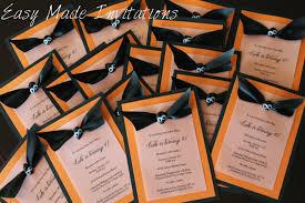 halloween birthday invitations handmade u2013 festival collections
