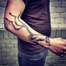 skeleton back wolf arm best ideas gallery