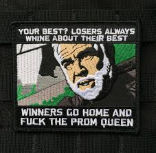 best patch all new a dump box official the rock losers always whine about