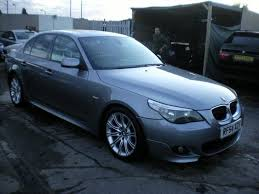 bmw 5 series for sale used bmw 5 series 2004 diesel 525d sport 4dr saloon grey edition
