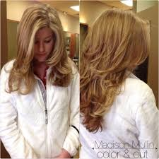 layered highlighted hair styles 31 best my work images on pinterest hair stylists hairdressers
